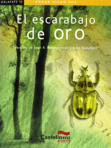 9788498043938: Escarabajo de oro, El (kalafate) (Colección Kalafate)