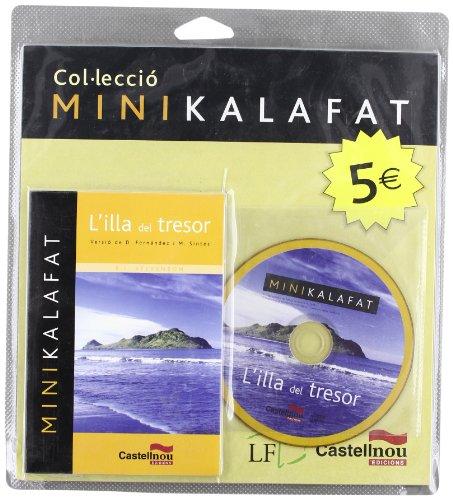 9788498043983: L'Illa Del Tresor (Mini+Cd) (Col·lecció Minikalafat)