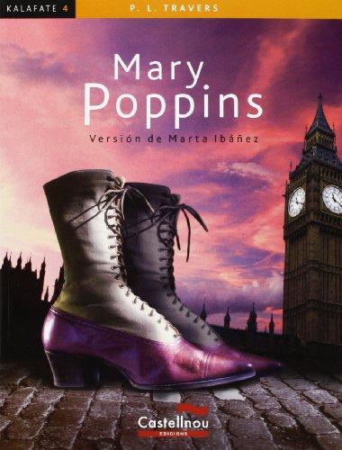 9788498044119: Mary Poppins (Colección Kalafate)