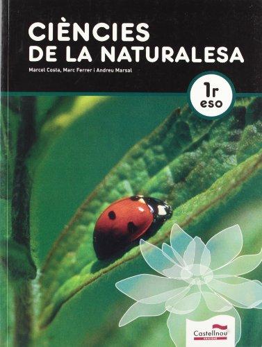 9788498044263: Ciències de la naturalesa 1r ESO