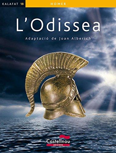 9788498044638: L'Odissea (Col·lecció Kalafat)