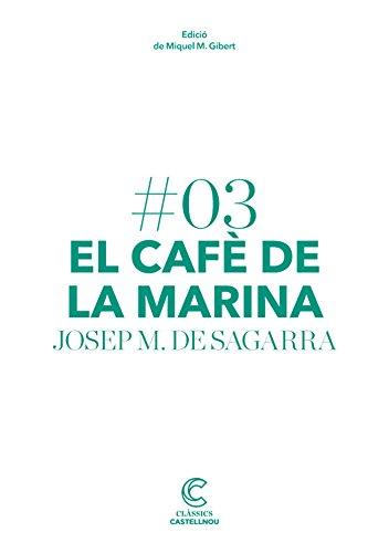 9788498044652: El cafè de la Marina
