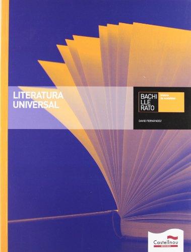 9788498045178: Literatura Universal (Castellano) (LL+CD)