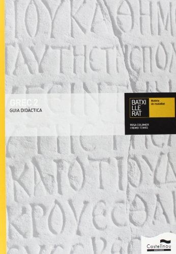 9788498046687: Guia Didàctica Grec 2