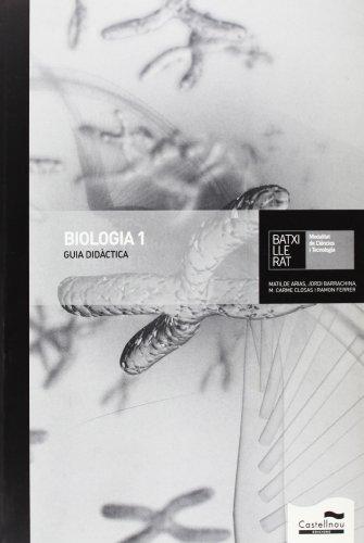 9788498047059: Guia Didàctica Biologia 1 Batxillerat