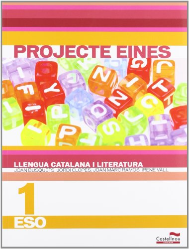 9788498047684: Llengua catalana i literatura 1r ESO. Projecte Eines
