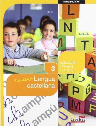 9788498048728: Nuevo Lengua castellana 3º (Projecte Salvem la Balena Blanca) (Libros de texto) - 9788498048728