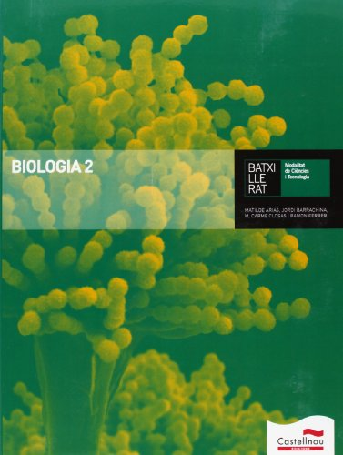 9788498049206: Biologia 2 Batxillerat