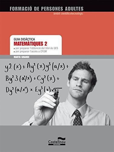 9788498049381: GD GES Matemàtiques 2
