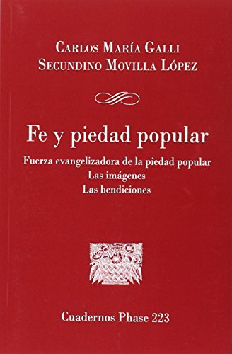 9788498057942: Fe y Piedad Popular: 223