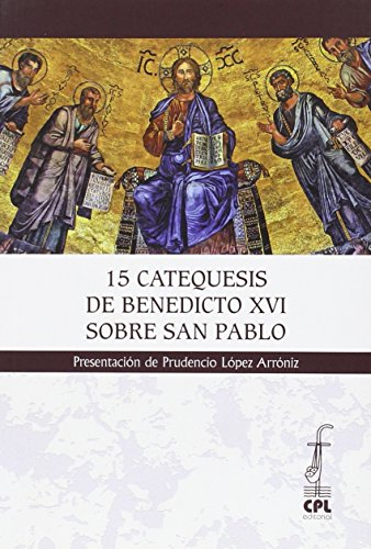 15 catequesis de Benedicto XVI sobre San: Presentación de Prudencio