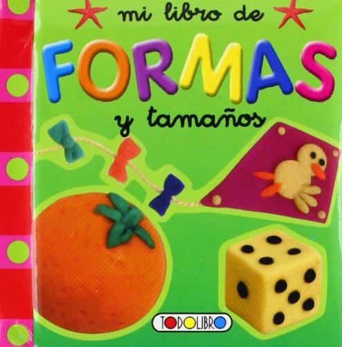 9788498061970: MI LIBRO DE FORMAS Y TAMANOS
