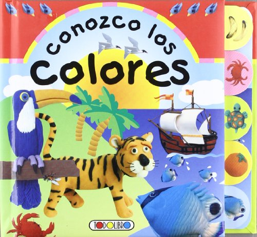 9788498063455: Los colores (Conozco...)