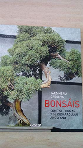 9788498063950: Bonsais - jardineria creativa