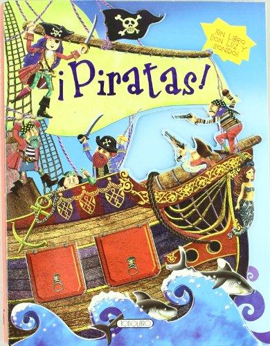9788498064353: ¡Piratas! (Desplegables con sorpresa)