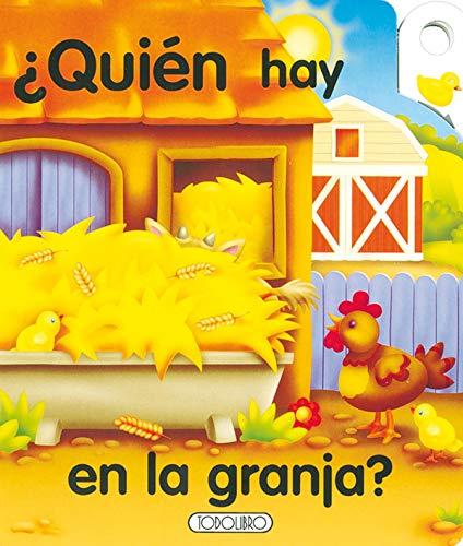 9788498064803: ¿Quién hay en la granja?