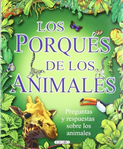 9788498064896: Los porqués de los animales