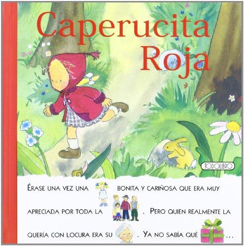 9788498065176: Caperucita Roja (pictogramas)