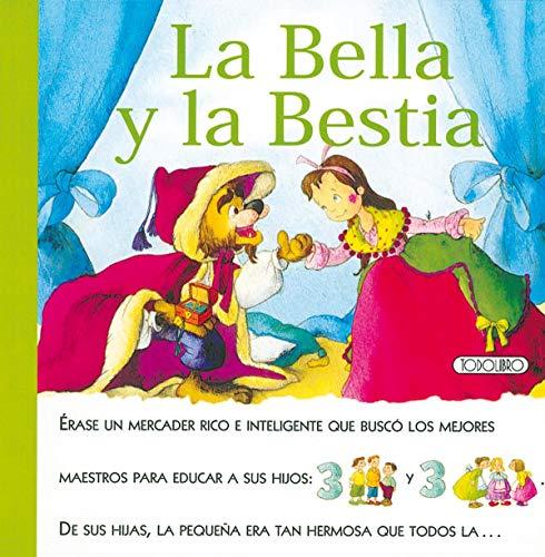 9788498065183: La Bella y la Bestia (Pictogramas con...)
