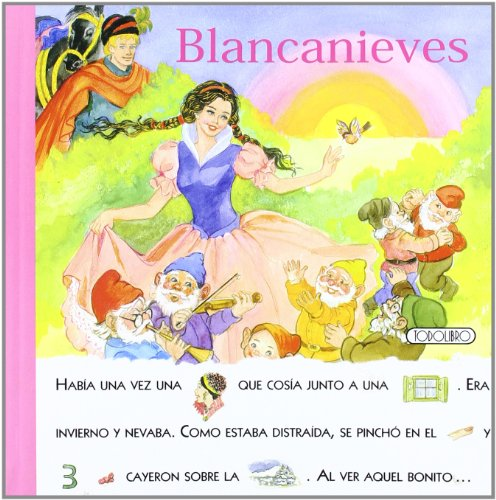 9788498065220: Blancanieves (pictogramas)