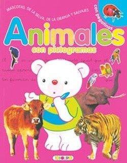Animales con pictogramas N°6. (A partir de