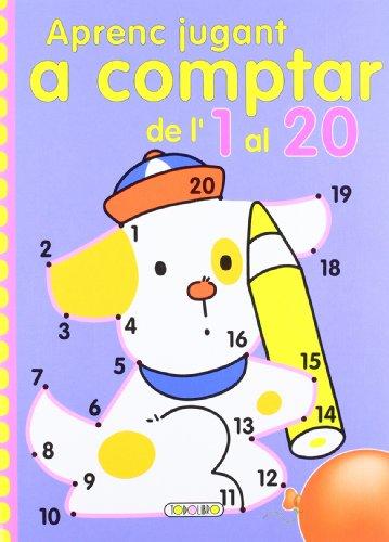 9788498067064: A comptar de l'1 al 20 (Aprenc jugant a comptar)