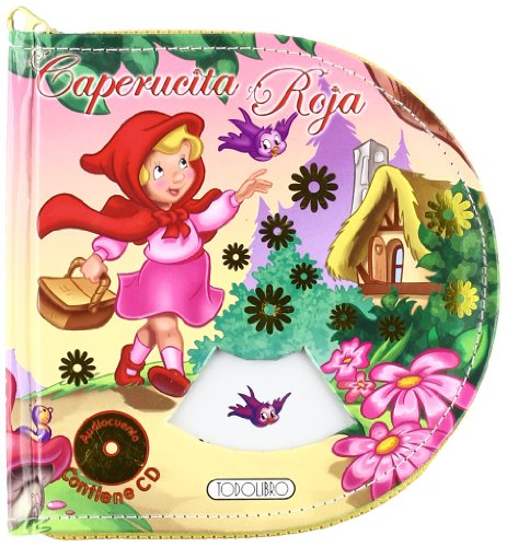 9788498069051: CAPERUCITA ROJA- ESTUCHE+CD