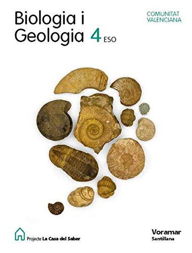 9788498071450: Biología I Geología 4 Eso Comunitat Valenciana La Casa Del Saber Valenciano Voramar