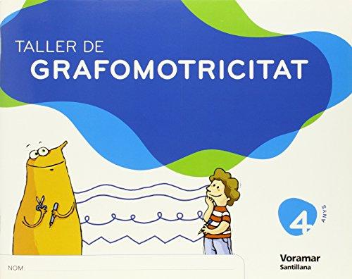 9788498071764: Taller Grafomotricitat 4 Anys Sim Salabim Valenciano Voramar