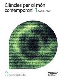 CIENCIES PER AL MON CONTEMPORANI 1 BATXILLERAT: Francisco . [et
