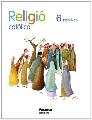 9788498073409: RELIGIO CATOLICA 6 PRIMARIA