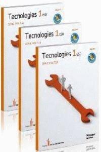 9788498073928: Tecnologies Valenciano 1/2Secundaria - 9788498073928