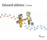 9788498074307: Educació Plàstica 2 Primària Projecte Els Camins Del Saber Voramar - 9788498074307