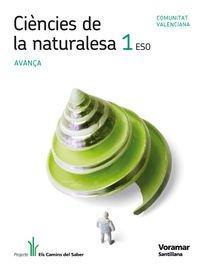 9788498074871: ciencies-naturals-avanca-ed-2011-valencia
