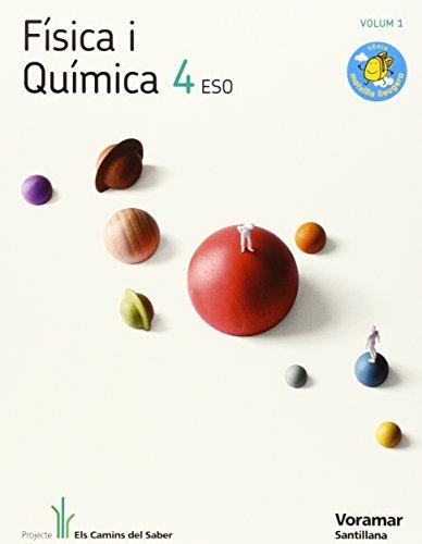 9788498076165: FISICA I QUIMICA 4 ESO M LLEUGERA ELS CAMINS DEL SABER