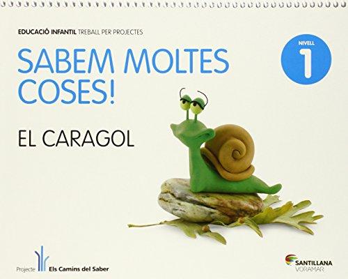 9788498076332: SABEM MOLTES COSES NIVELL 1 CARAGOL