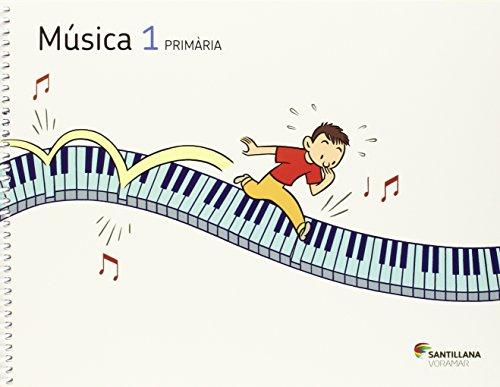 9788498076363: MUSICA 1 PRIMARIA - 9788498076363