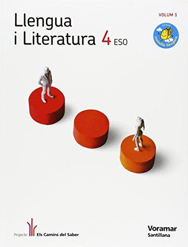LLENGUA I LITERATURA 4 ESO M LLEUGERA: Aa.Vv.
