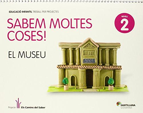 9788498077193: SABEM MOLTES COSES NIVELL 2 EL MUSEU - 9788498077193
