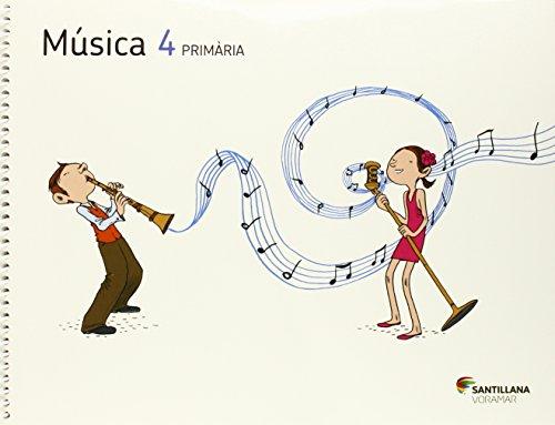 9788498079074: (VAL).(13).MUSICA 4T.PRIMARIA (+CD).(SABER HACER)