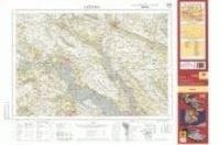 Mapa topográfico Lodosa: Vv.Aa.