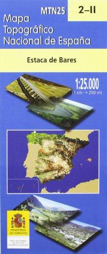 Estaca De Bares Mapa.9788498106282 2 Ii Mapa Topografico Estaca De Bares 1