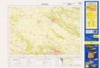 205-I).Mapa topográfico Lodosa.(1:25.000)