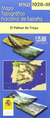 9788498108590: Palmar de Troya, El. M.T.N.1:25.000 (1020-Iii)