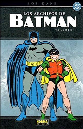 9788498141146: Archivos De Batman, 2