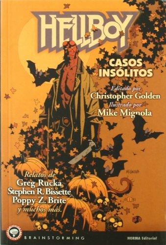 9788498141214: HELLBOY: CASOS INSÓLITOS (BRAINSTORMING)