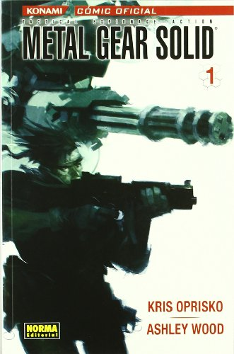 9788498141221: Metal Gear Solid 1 (Spanish Edition)