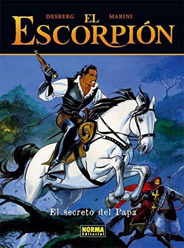 9788498141948: El Escorpion 2, El secreto del Papa
