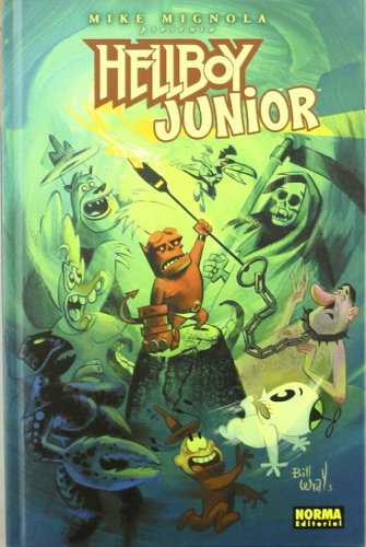 HELLBOY 08. HELLBOY JUNIOR (Ed. Cartoné) (MIKE MIGNOLA) (Spanish Edition) (9788498142457) by Wray, Bill; Mignola, Mike