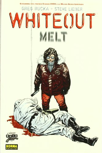 Whiteout Melt (Spanish Edition): Rucka, Greg
